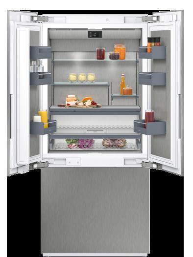Gaggenau Vario fridge-freezer combination 400 series RY492305