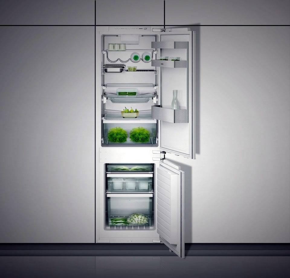 Gaggenau Vario fridge-freezer combination 200 series  RB 287 image