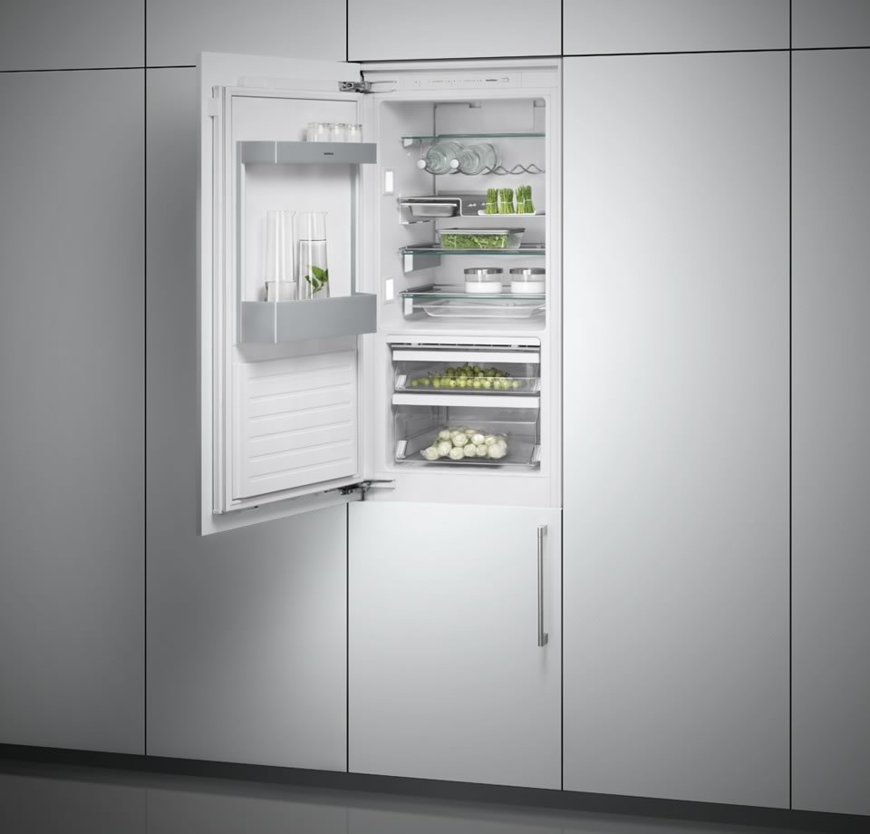 Gaggenau Vario fridge-freezer combination 200 series RB 289 image