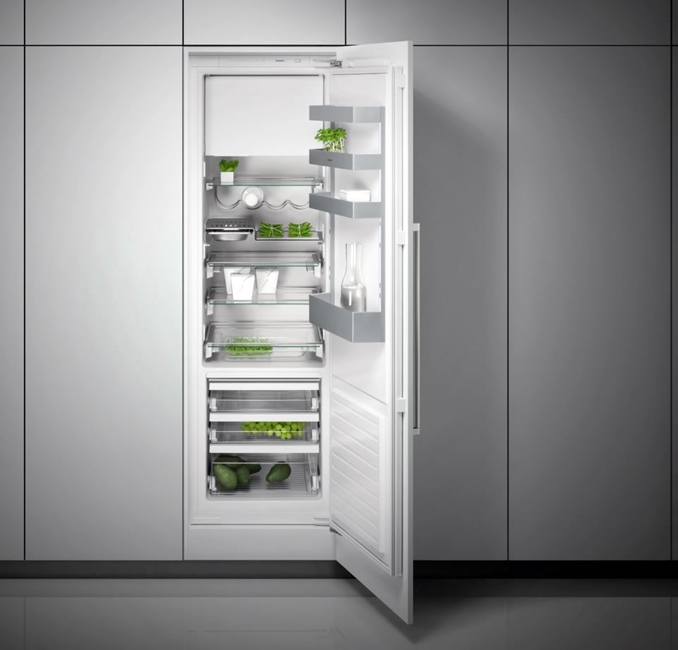 Gaggenau Vario fridge-freezer combination 200 series RT 289 image