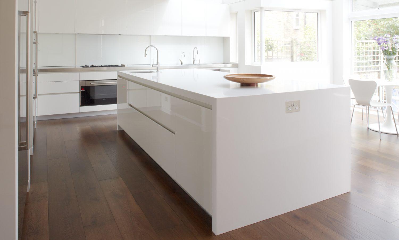 Fulham Kitchen Design View 2