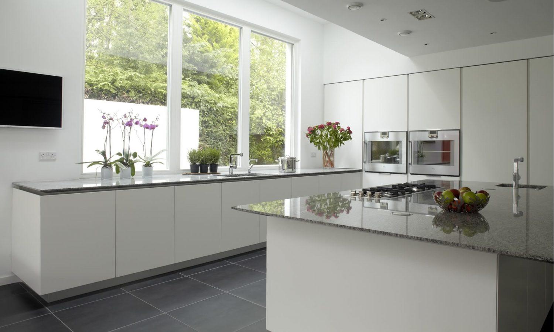 Burwood Park Kitchen View 1