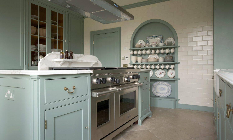 Hampshire Kitchen View 1