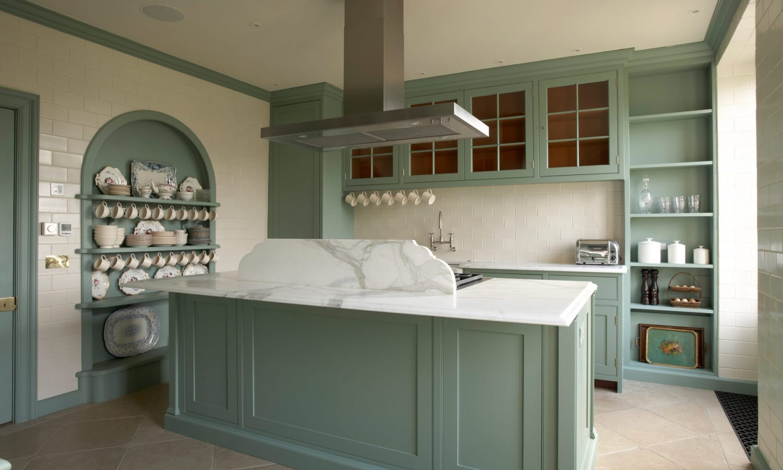 Hampshire Kitchen View 2