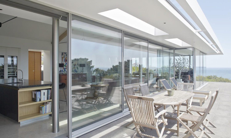 Guernsey Kitchen View 1