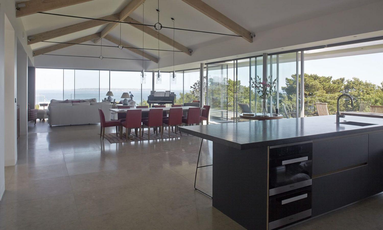 Guernsey Kitchen View 2