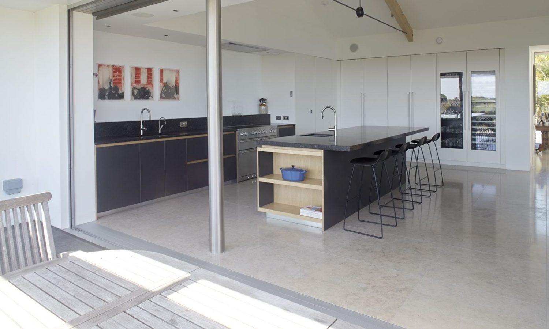 Guernsey Kitchen View 5