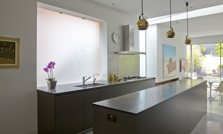 Hampstead Kitchen View 2