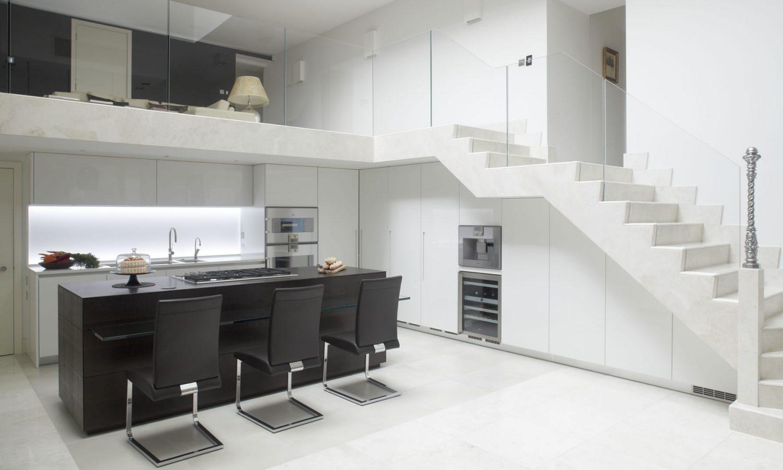 Lansdowne House Kitchen View 1