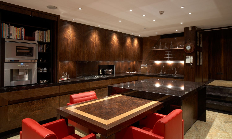 Kitchen Design Mayfair View 1
