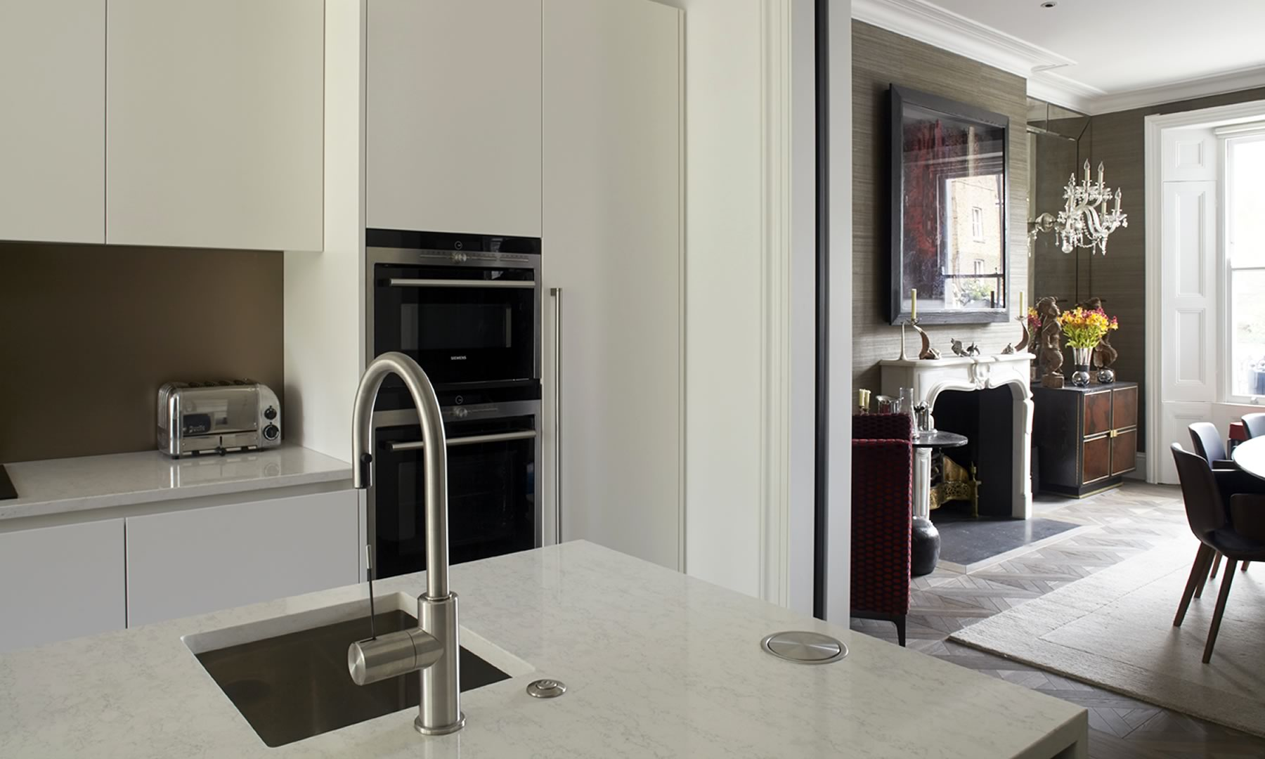 Kensington Kitchen View 1