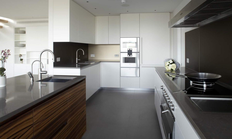 Victoria Kitchen View 2